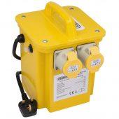3.3kVA 230V to 110V Portable Site Transformer