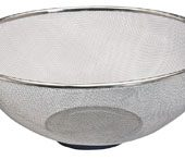 Magnetic Stainless Steel Mesh Parts Washer Bowl