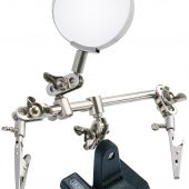Helping Hand Bracket and Magnifier