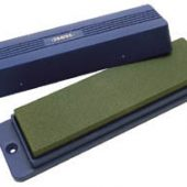 Silicone Carbide Sharpening Stone with Box, 200 x 50 x 25mm