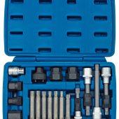 Alternator Pulley Tool Kit (18 Piece)