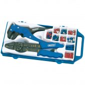 6 Way Crimping and Wire Stripping Kit