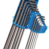 Extra Long Metric Hex. and Ball End Hex. Key Set (10 Piece)