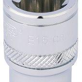 "3/8"" Sq. Dr. Draper TX-STAR® Socket (E16)"
