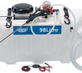 12V DC ATV Spot/ Broadcast Sprayer (98L)