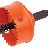 32mm Bi-Metal Hole Saw with Integrated Arbor