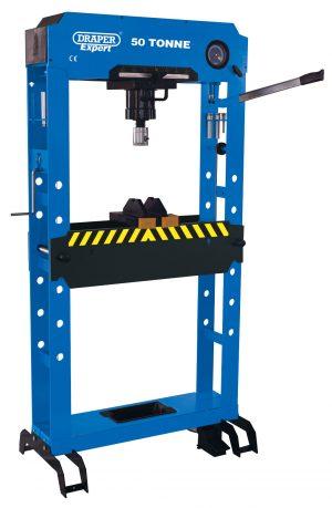 Pneumatic/Hydraulic Floor Press (50 Tonne)