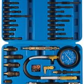 Petrol and Diesel Master Engine Compression Test Kit (37 Piece)