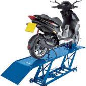 360kg Hydraulic Motorcycle Lift