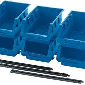 Medium Storage Unit Set (6 Piece)
