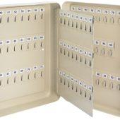 93 Hook Key Cabinet