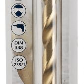 10.0mm HSS Titanium Drill Bit