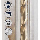 10.5mm HSS Titanium Drill Bit