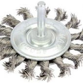 Twisted Wire Wheel (75mm)