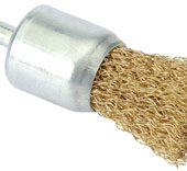 13mm Flat Top Decarbonizing Wire Brush
