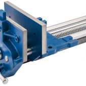 225mm Quick Release Woodworking Bench Vice
