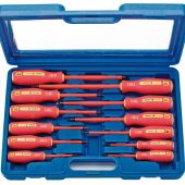 Fully Insulated Screwdriver Set (12 Piece)