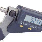 "Dual Reading Digital External Micrometer, 0 - 25mm/0 - 1"""