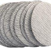 50mm Aluminium Oxide Sanding Disc 320 Grit for 47617