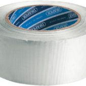 30M x 50mm White Duct Tape Roll