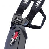 Safety Harness for Grass and Brush Cutters
