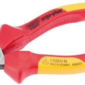 140mm Ergo Plus® Fully Insulated VDE Diagonal Side Cutters