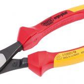 200mm Ergo Plus® Fully Insulated High Leverage VDE Diagonal Side Cutters