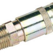 "1/2"" BSP Taper Male Thread Verte x Air Coupling"