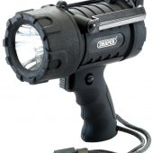 5W CREE LED Waterproof Torch (3 x AA Batteries Required)