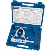 Brake Pipe Flaring Kit (7 Piece)