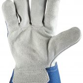 Heavy Duty Leather Industrial Gloves