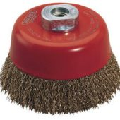 100mm x M14 Crimped Wire Cup Brush