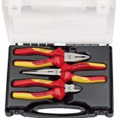 Ergo Plus® VDE Slimline Pliers Set (3 Piece)