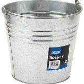Galvanised Steel Bucket (12L)