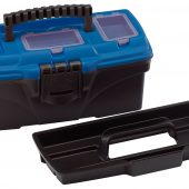 Tool/Organiser Box with Tote Tray, 320mm