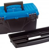 Tool/Organiser Box with Tote Tray, 410mm