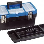 413mm Tool Organiser Box with Tote Tray