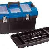 Large Tool Box with Tote Tray, 564mm