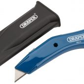 Heavy Duty Retractable Trimming Knife with Quick Change Blade Facility