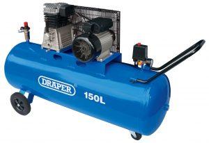 150L Belt-Driven Air Compressor (2.2kW)