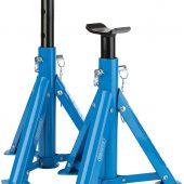 Folding Axle Stands (2 tonne)