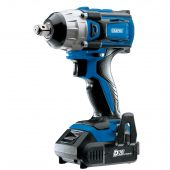 """D20 20V Brushless 1/2"""" Mid-Torque Impact Wrench with 2x 2Ah Batteries and Charger (250Nm)"""