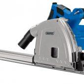 165mm Plunge Saw with Rail (1200W)
