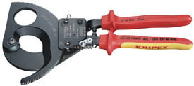 Knipex 95 36 250 250mm VDE Heavy Duty Cable Cutter