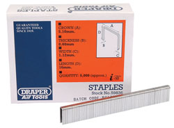 16mm Staple (5000)
