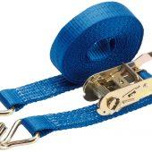 Ratchet Tie Down Strap, 6m x 35mm, 1000kg