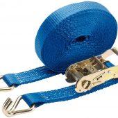 Ratchet Tie Down Strap, 10m x 35mm, 1000kg
