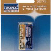 Heavy Duty Alkaline Batteries 9V