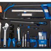Tool Kit in Full Plus Drawer EVA Insert Tray (36 Piece)