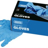 Large Nitrile Gloves (Box of 100)
